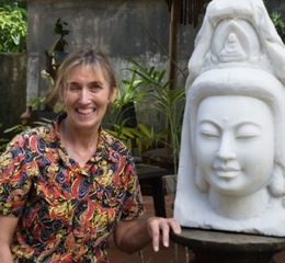 In Vietnam with Guanyin